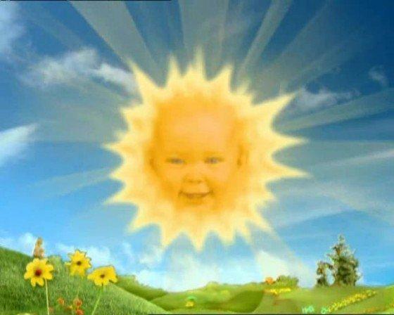 Słońce (Sun Baby)