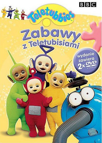 Teletubisie – Zabawy z Teletubisiami